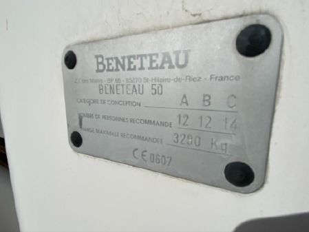 Beneteau 50 image