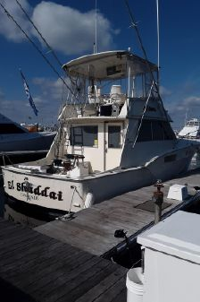 Hatteras 42 Convertible w 1010 HRS image