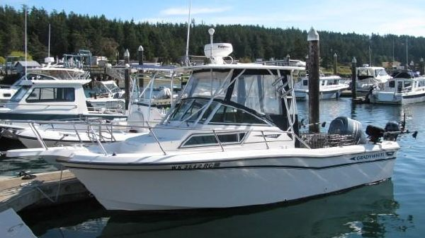 Grady-White 20 Adventure Boats For Sale | Boat Dealer | Island