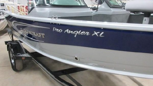 Smoker Craft 162 Pro Angler XL