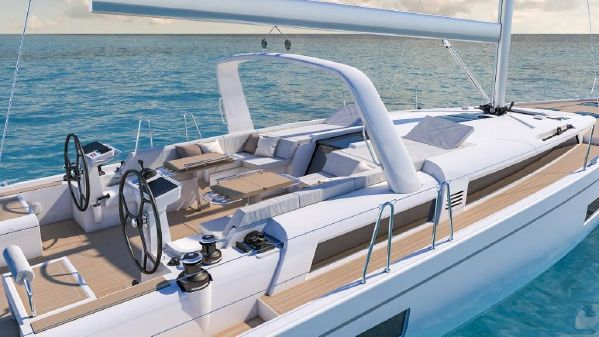 Beneteau Oceanis Yacht 54 image