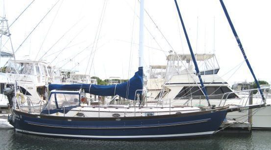 Lord Nelson 35 Cutter