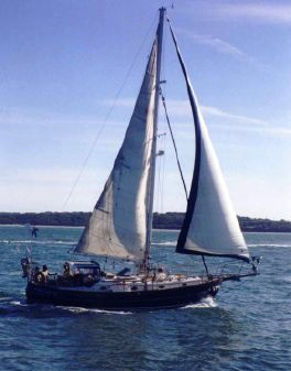 Lord Nelson 35 Cutter image