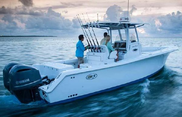 2018 Sea Hunt Gamefish 30