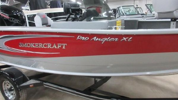 Smoker Craft 171 Pro Angler XL