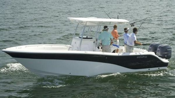 Sea Fox 256 Commander