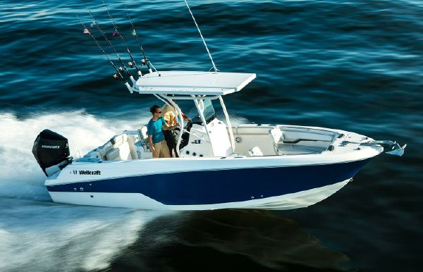 2019 Wellcraft 242 Fisherman