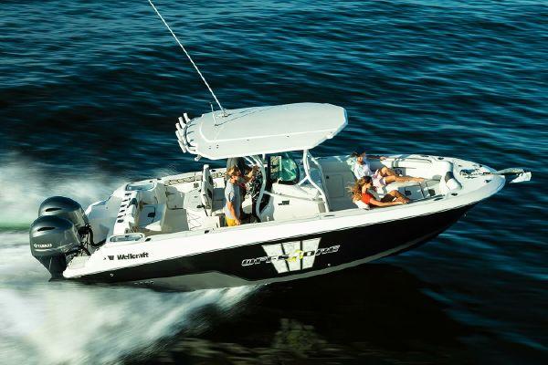 Wellcraft 262 Fisherman - main image