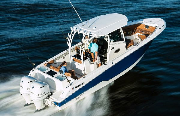 2019 Wellcraft 302 Fisherman