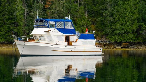 Universal Marine Trawler