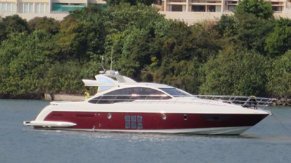 Azimut 62S Motor Yacht
