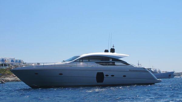 Motor Yacht Pershing 64'