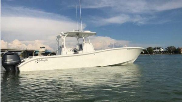 Yellowfin 36 CC