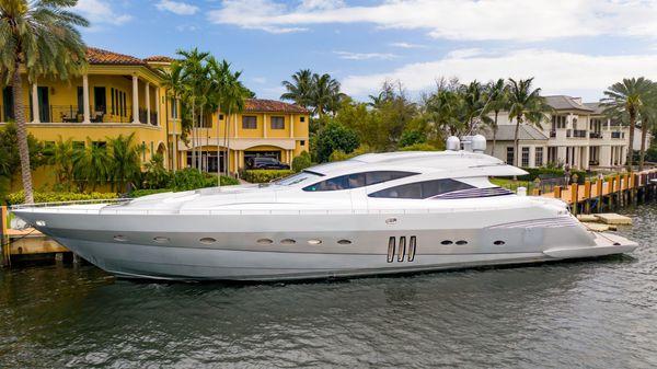 Pershing Motoryacht