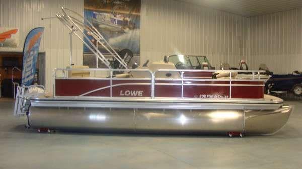 Lowe ULTRA VALUE 202 FISH & CRUISE