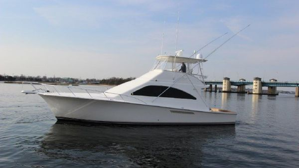 Ocean Yachts 50 Super Sport Profile