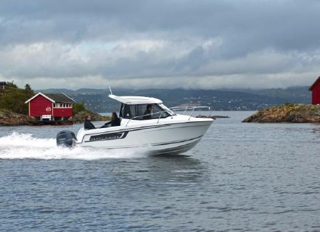 Jeanneau Merry Fisher 605 image