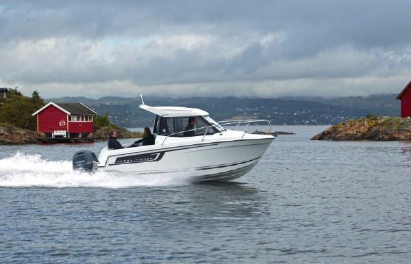 2017 Jeanneau Merry Fisher 605