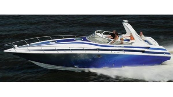 Fountain 38 Express Cruiser / Trades Encouraged Manufacturer Provided Image