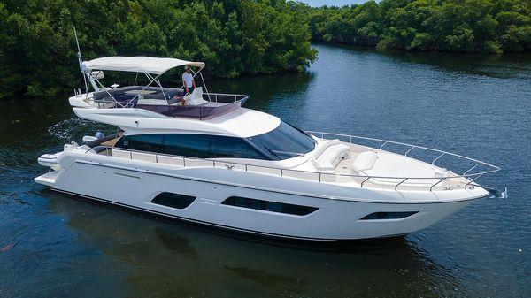 Ferretti Yachts 550 Ferretti