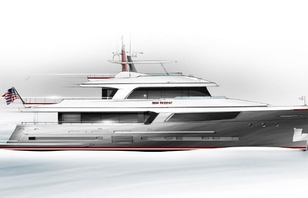 2020 Outer Reef Trident 3000