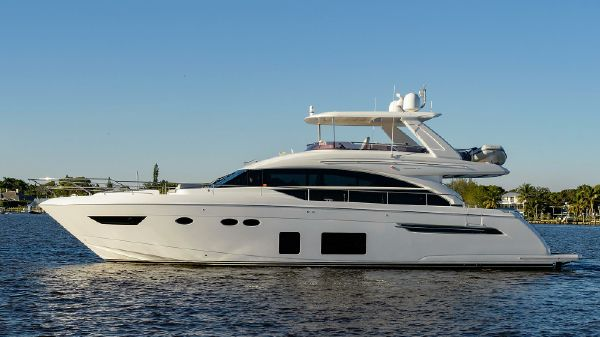 Princess 68 Flybridge Motor Yacht 2016 68 Princess