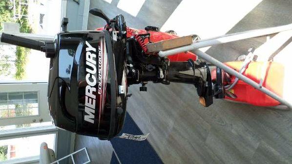 Mercury 6 hp FourStroke image