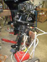 Mercury 4HP 4 Stroke TMC