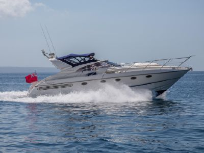 2002 Fairline<span>Targa 43</span>