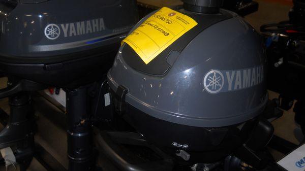 Yamaha Outboards F2.5 SMHB