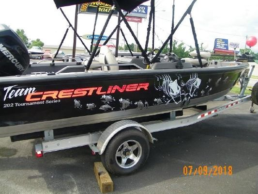 Crestliner 202 tournament - main image