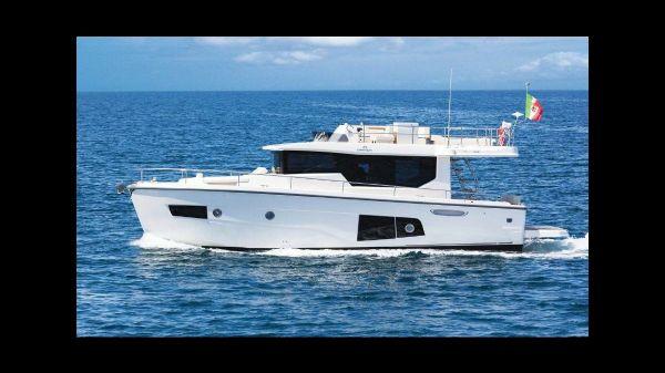 Cranchi Trawler 43