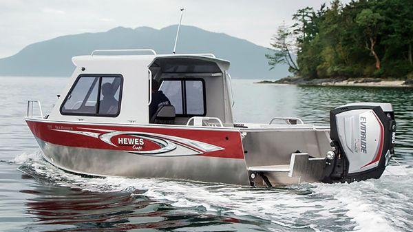 Hewescraft 210 Sea Runner ET HT