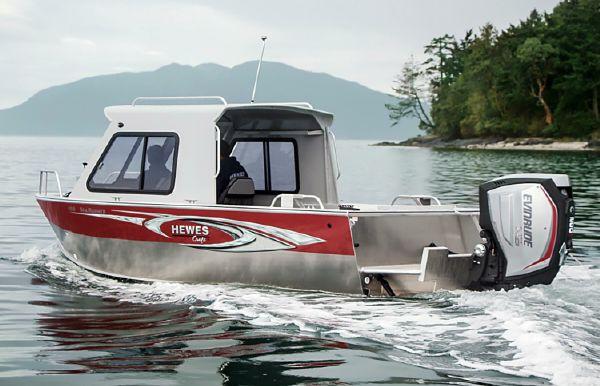 2021 Hewescraft 210 Sea Runner ET HT