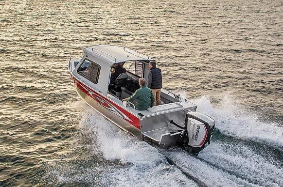 2021 Hewescraft 190 SEA RUNNER ET HT