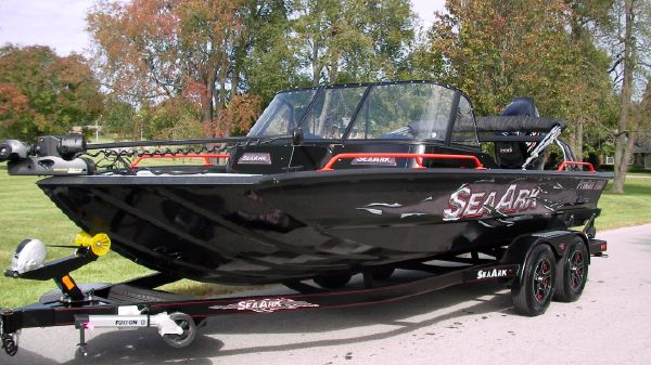 SEAARK BOATS INC ProCat 200 Amped