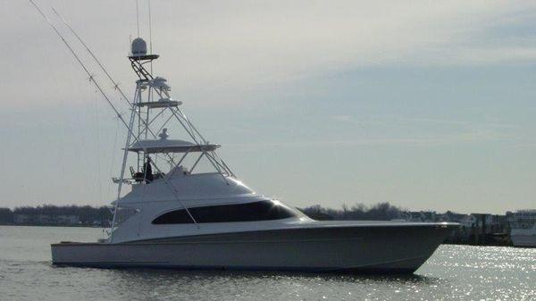 F & S Boatworks 56 Sportfish