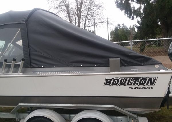 Boulton Skiff FHX image