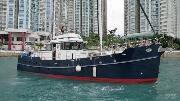 Seahorse 55 Marine, China Diesel Duck