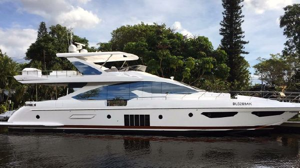 Azimut Flybridge - US SPEC