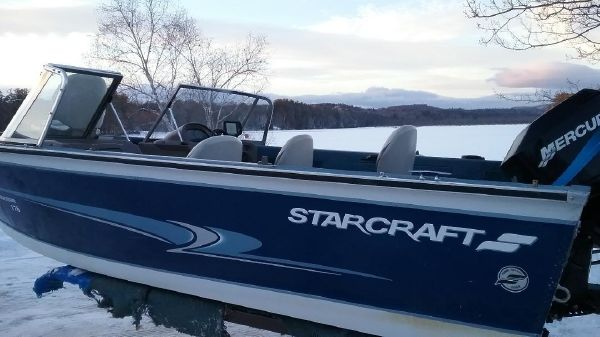 Starcraft Superfisherman 176 DC