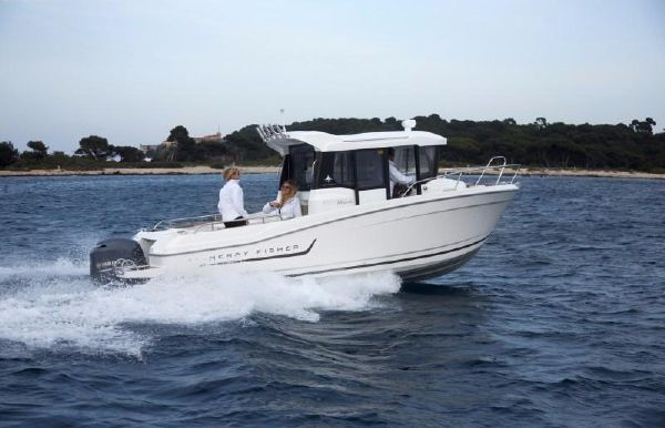 2017 Jeanneau Merry Fisher 695 Marlin