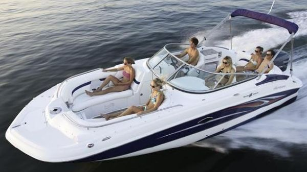 Hurricane Sun Deck 2400