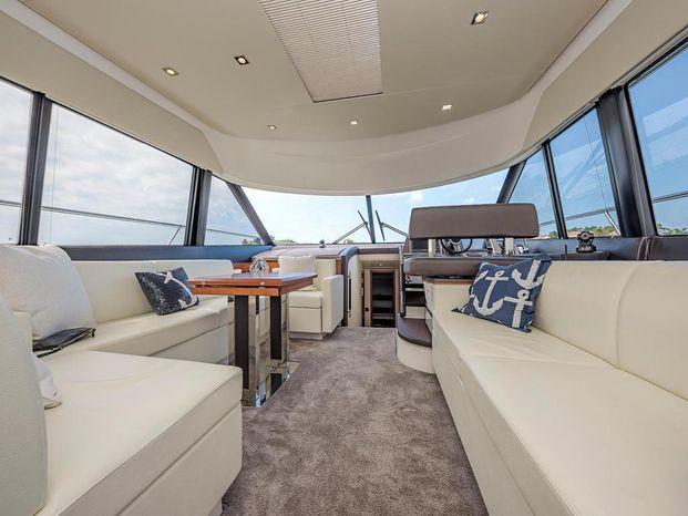 2015 Prestige 550 Flybridge Broker Rhode Island