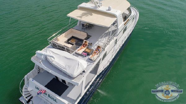 Custom Flybridge Motoryacht image