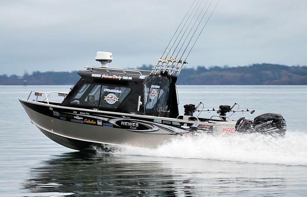 2020 Hewescraft 240 Ocean Pro