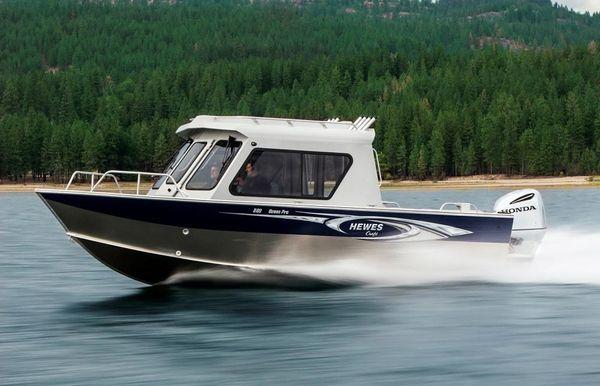 2020 Hewescraft 220 Ocean Pro HT