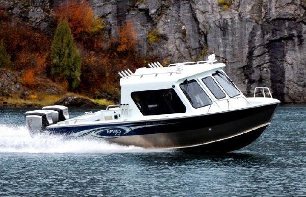 2020 Hewescraft 240 Ocean Pro HT