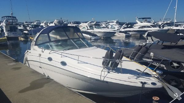 Sea Ray 280 Sundancer w/Single Engine!
