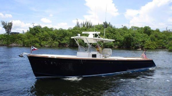 Marlow 37 Center Console